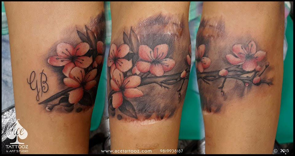 Cover up tattoos ace tattooz and art studio mumbai india for Tattoos to cover surgery scars