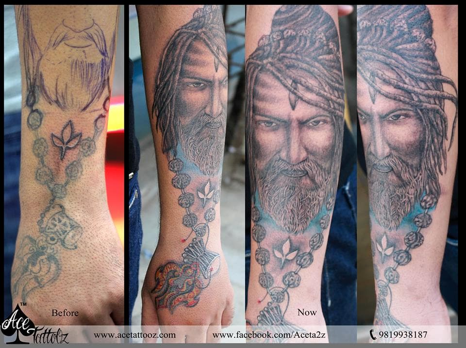 Lord Shiva Tattoos