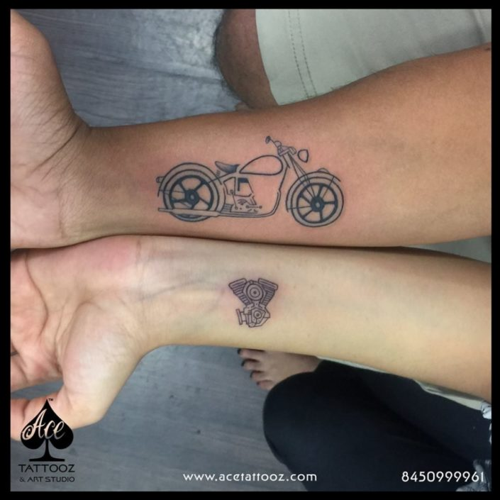 Best Couple Tattoo Ever