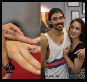 Best Couple Tattoos Ever