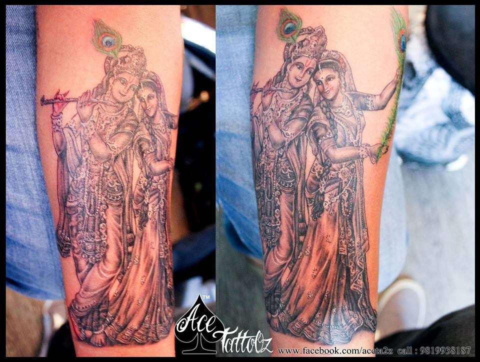 Krishna_Tattoo