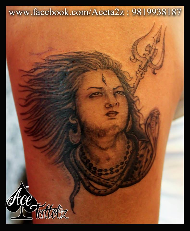 279d308672598 Lord Shiva Tattoo Design - Ace Tattooz