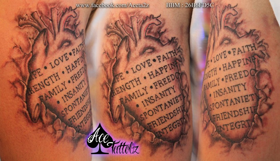 Top 12 Best Name Tattoos