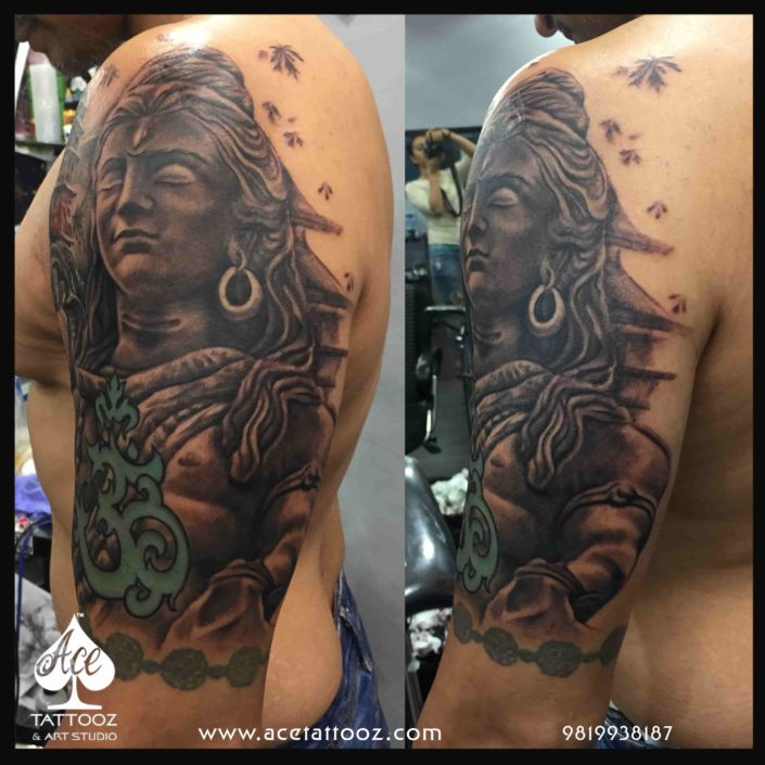 Shiva Extension Tattoo