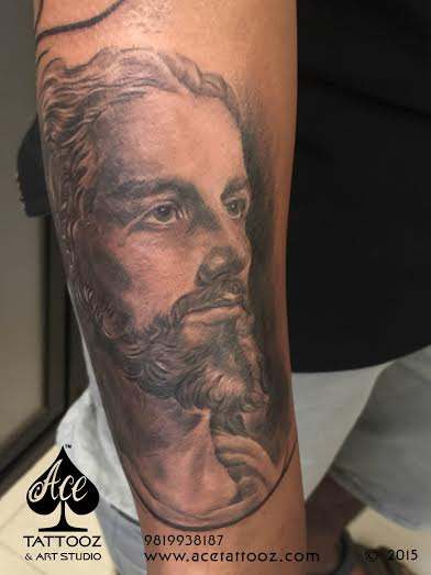 God Jesus Tattoo Designs