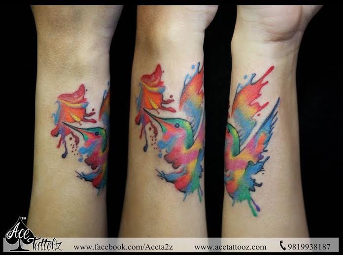 SPARROW DESIGN TATTOOS