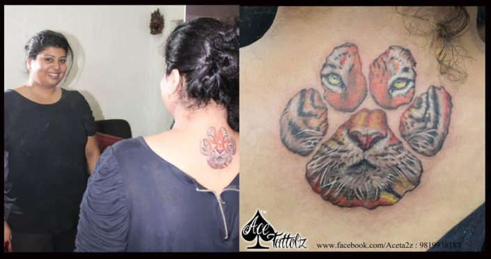 Unique Tiger Tattoo Designs