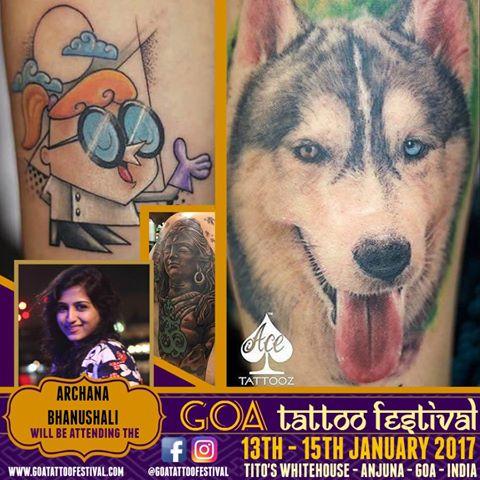 Goa Tattoo Festival 2017