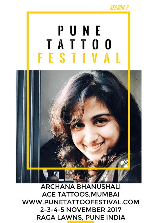 ARCHANA BHANUSHALI