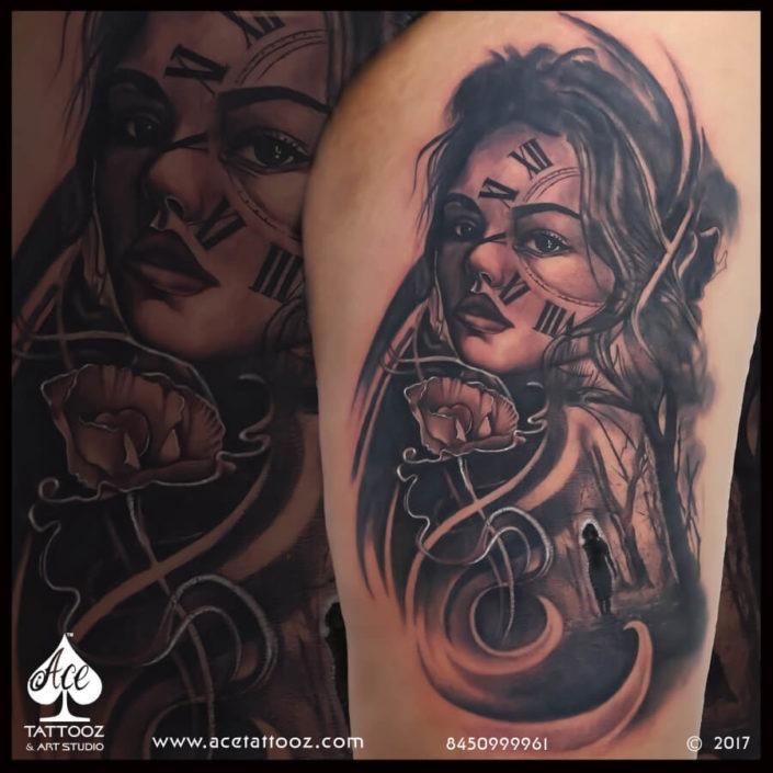 Best Leg Tattoo Designs Ever