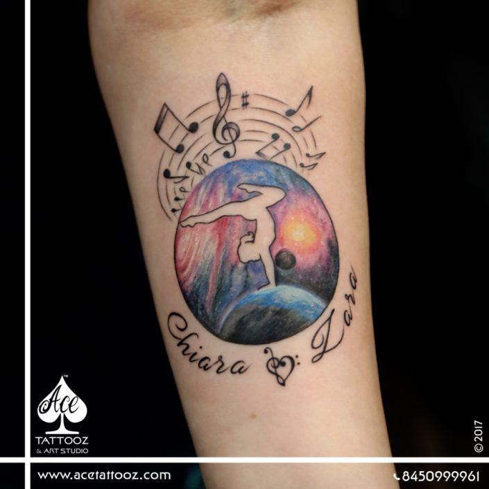 Love Your Dad Tattoo: Mom Dad Tattoo Designs- Ace Tattooz