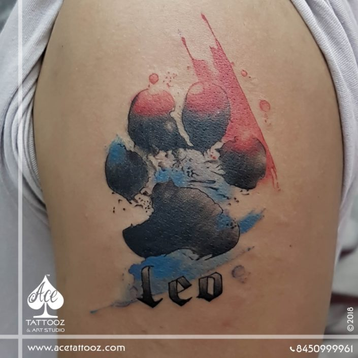 Leo Lion Tattoo Designs