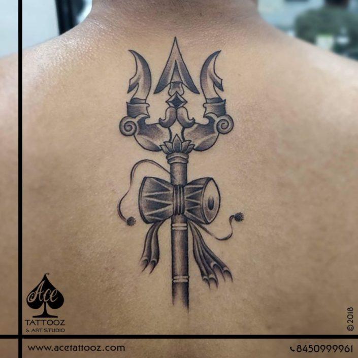 Tattoo Designs Trishul