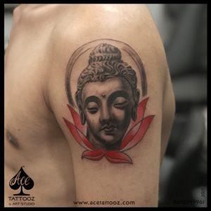 Buddha Tattoo Designs