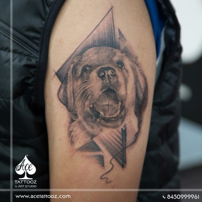Dog Tattoos for Men