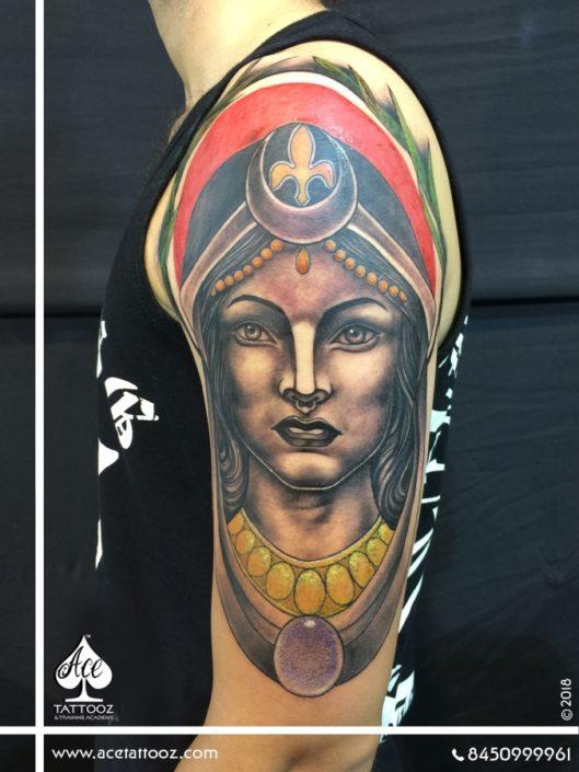 Color Tattoo Design Ideas