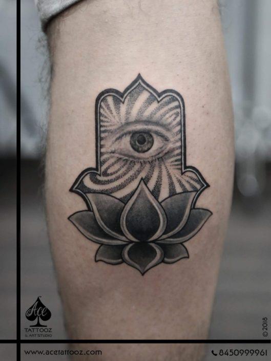 Unique Flower Tattoo Designs for Women