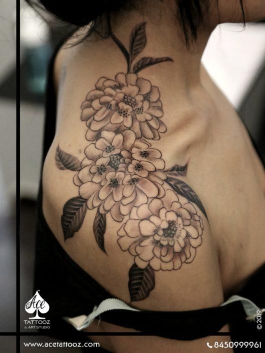 Best Shoulder Tattoos