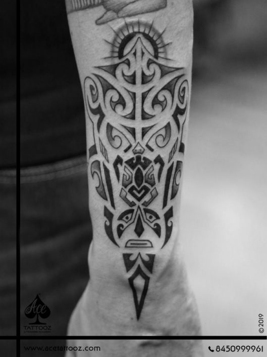Customized Tattoo
