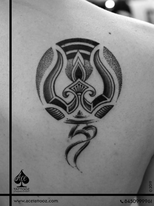 Back Tattoo Designs for Men