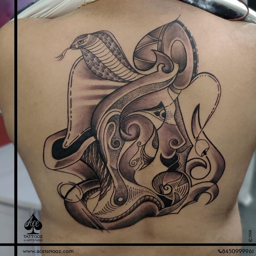 3D Tatttoo Designs on Hand