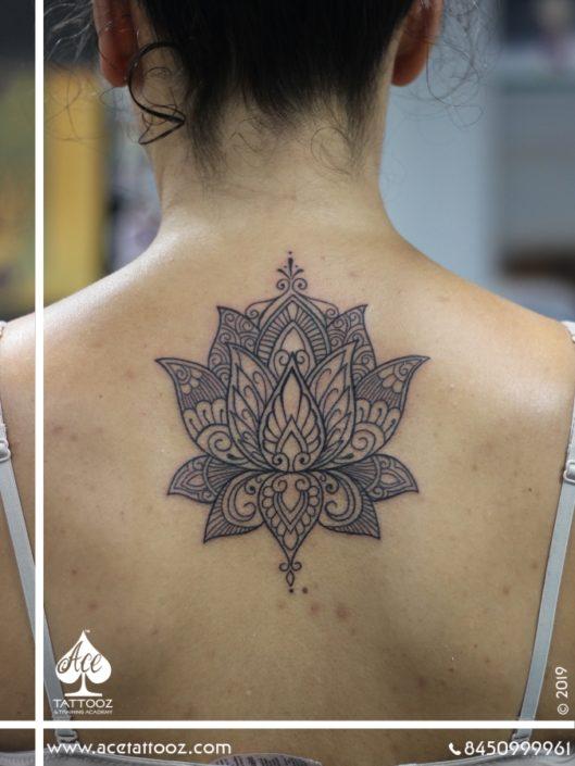 Unique Flower Tattoo Designs