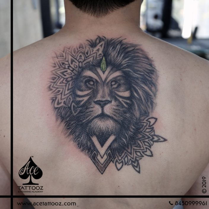 Lion Tattoo Designs Ace Tattooz Best Tattoo Studio In Mumbai India