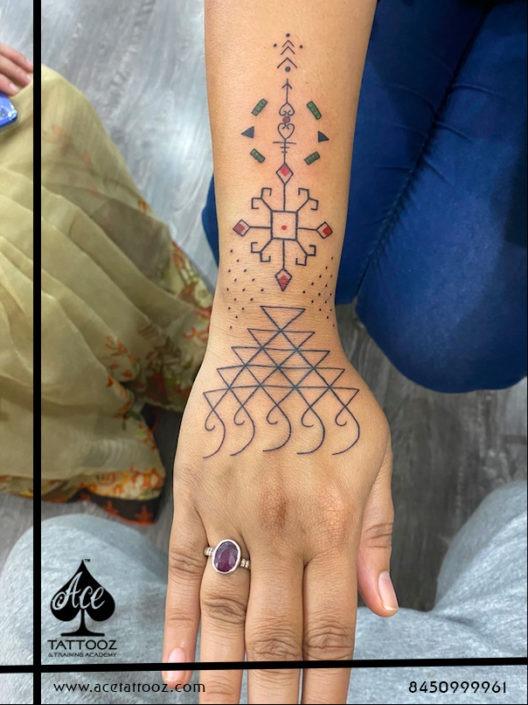 Tattoo Designs for Female