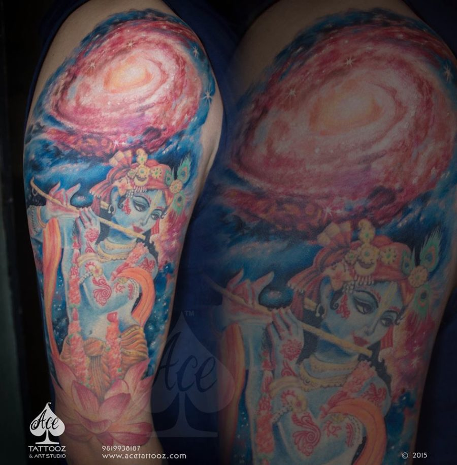 Top 15 Best Colour Tattoo Designs