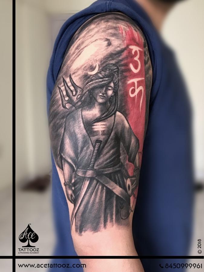 Top 12 Best Lord Shiva Tattoo Designs