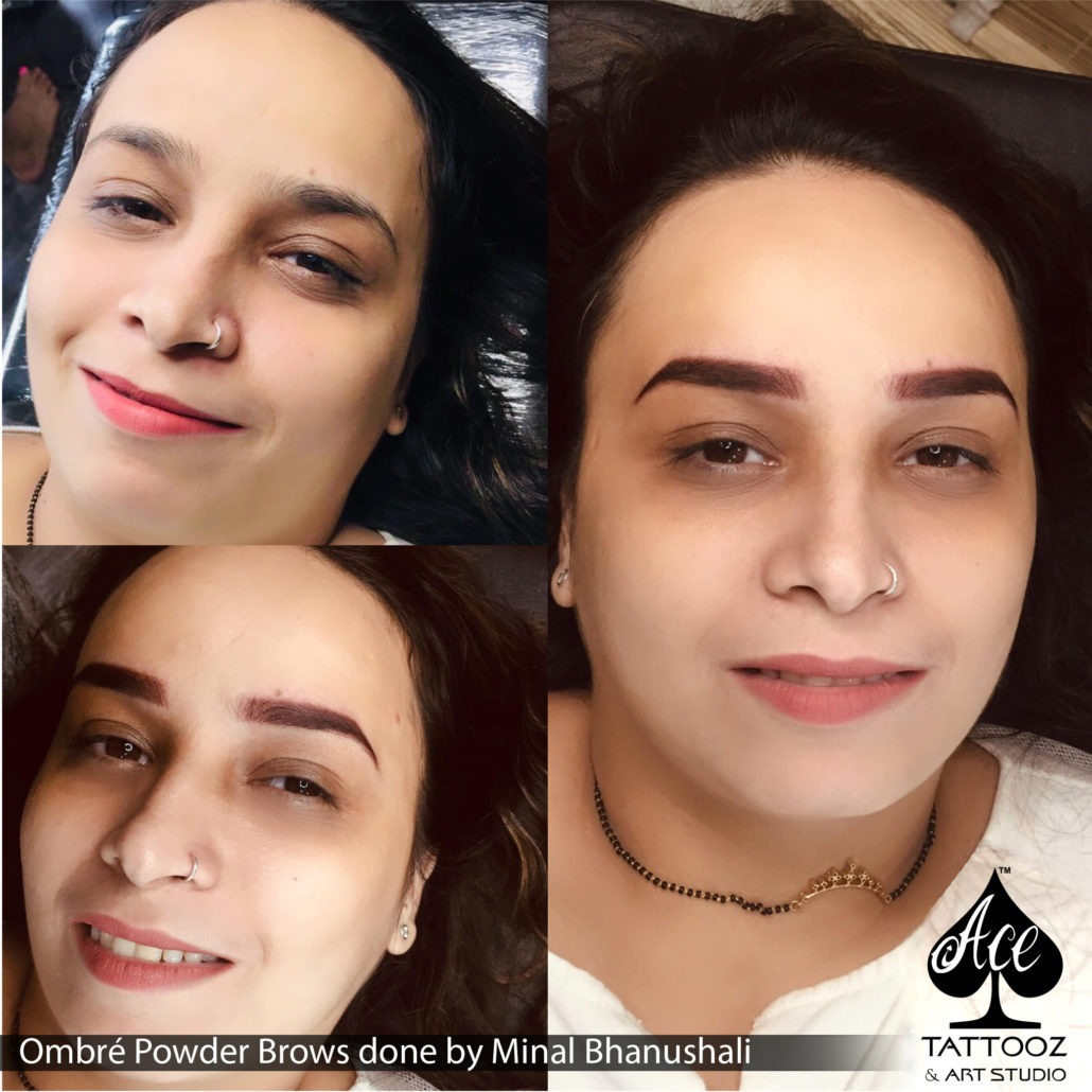 Best Semi Permanent Eyebrow Makeup in Mumbai