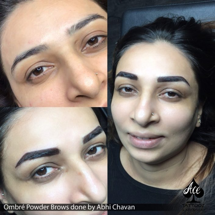 Best Combination Eyebrow Service in Mumbai