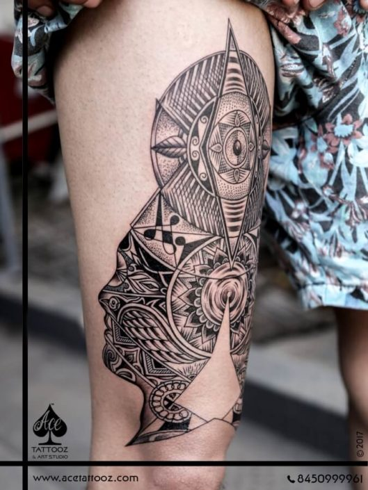 Best Tattoo Training Course in India