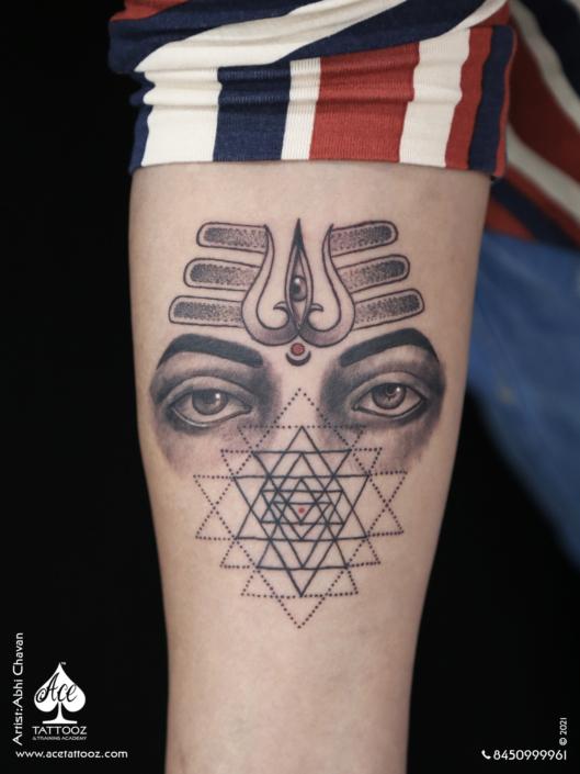 Black and White Tattoo Designs