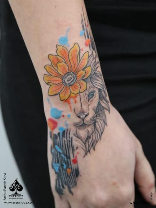 Rising Phoenix Back Tattoo Designs for Men