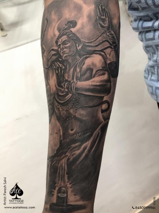God Tattoo Designs